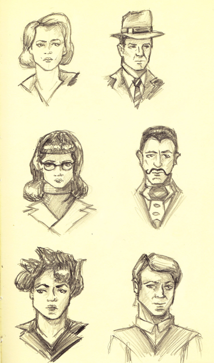personsketches