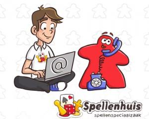 Spellenhuis character design